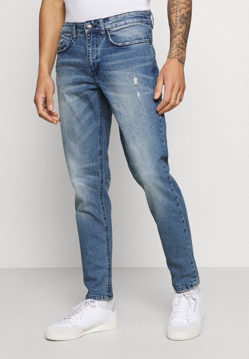Redefined Rebel - CHICAGO - Jeans Tapered Fit - perfect indigo