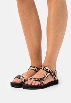 STORMY SPORTY - Sandals - beige