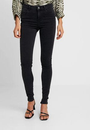 VMSEVEN - Jeans Skinny Fit - dark grey denim
