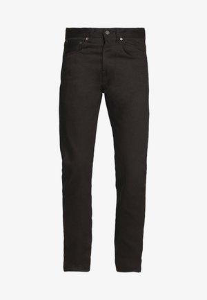 ED-80 SLIM TAPERED - Jeans Tapered Fit - black denim