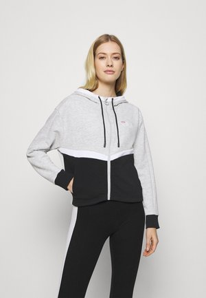 LAGUNA - Zip-up hoodie - light grey melange