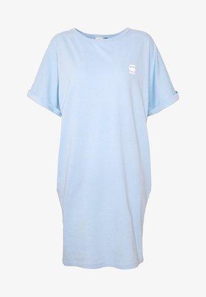 JOOSA DRESS R WMN S/S - Robe en jersey - siali blue