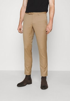 GRANT MICRO STRUCTURE PANTS - Tygbyxor - night dunes