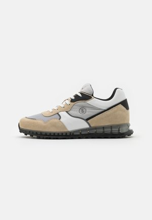 ESTORIL - Sneakers basse - sand/grey/white