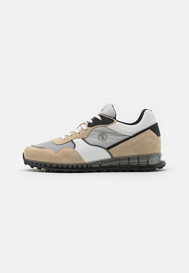 ESTORIL - Sneakers laag - sand/grey/white