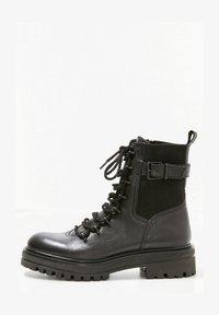 Inuovo - Platform ankle boots - blackblk - 1