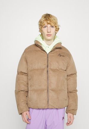 NEUM PUFFER JACKET UNISEX - Winter jacket - tabacco brown