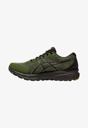 GEL CUMULUS - Zapatillas de running neutras - olive (403)