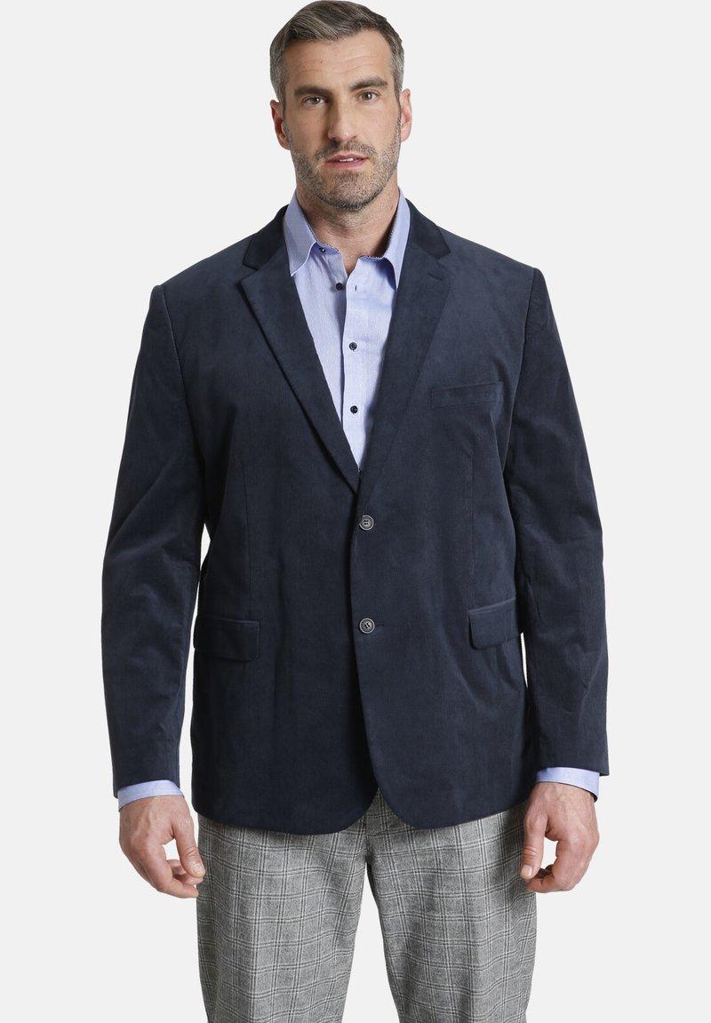 Charles Colby - Blazer jacket - dark blue