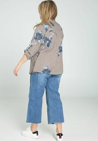 Paprika - Button-down blouse - taupe - 2