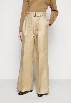 ALACRE - Trousers - kamel