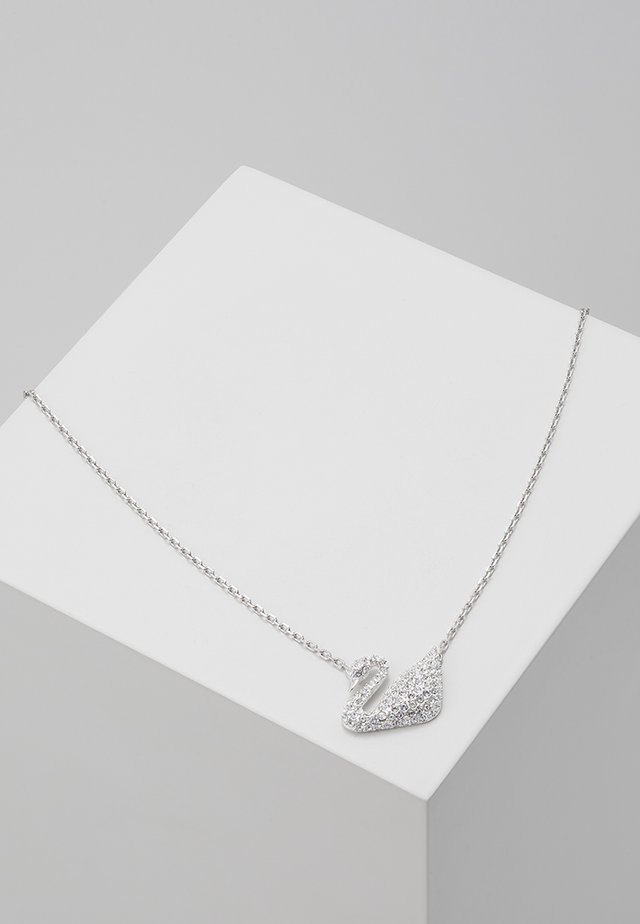 SWAN NECKLACE  - Collier - silver-coloured