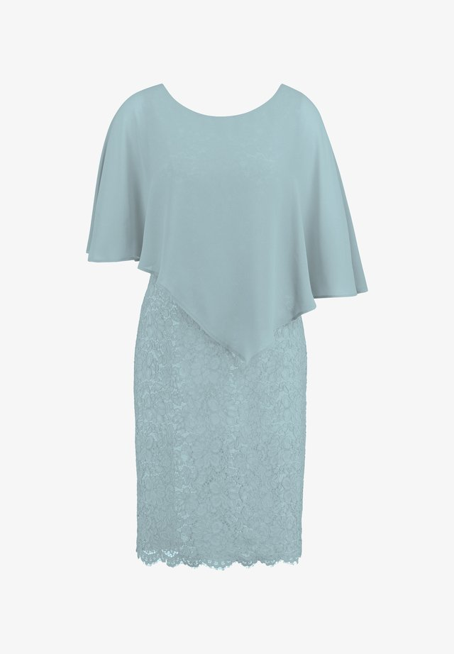 Cocktail dress / Party dress - aqua