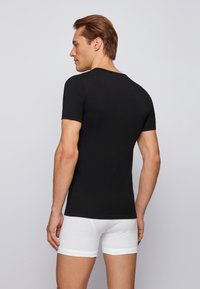 BOSS - 2 PACK - Undershirt - black - 2