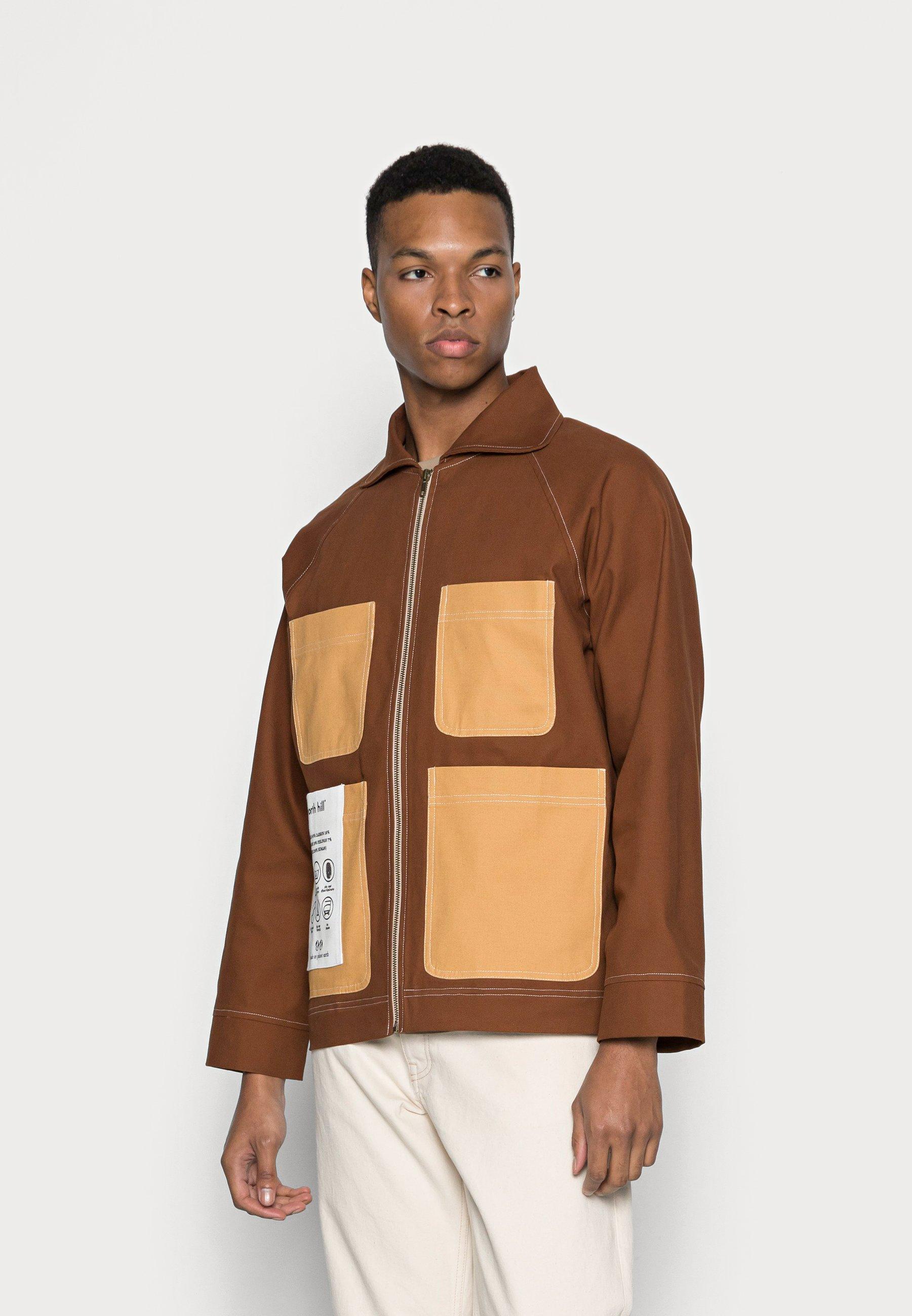 Men JAURES - Summer jacket