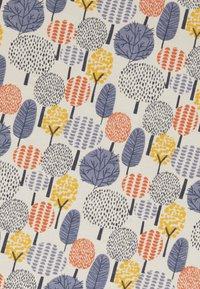Sense Organics - SUSU ROUND SCARF - Snood - off white/multicoloured - 2