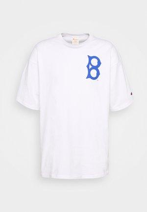 MLB LA DODGERS CREWNECK - Vereinsmannschaften - white