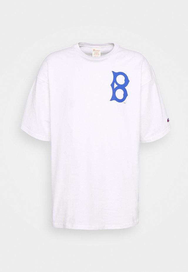 MLB LA DODGERS CREWNECK - Article de supporter - white