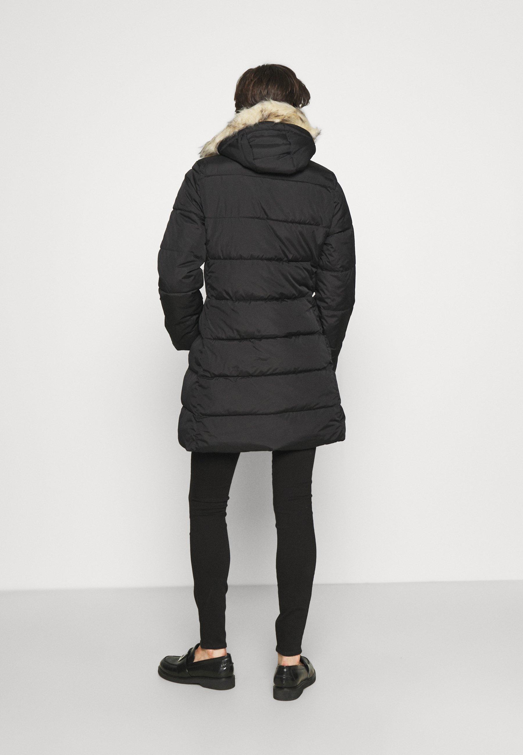 Damen LONG PUFFER - Wintermantel