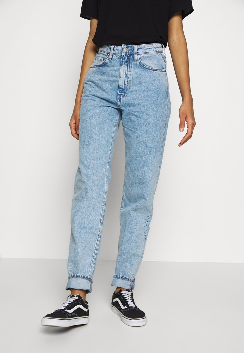 Weekday - LASH - Relaxed fit jeans - summer blue