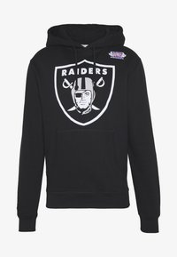 Mitchell & Ness - NFL OAKLAND RAIDERS HOWIE LONG THE 80S SUPERBOWL PACK HOODY - Article de supporter - black - 4