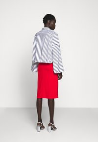 Sportmax Code - TAZZINA - Button-down blouse - weiss - 2