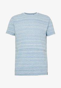 Petrol Industries - T-shirt med print - light sky - 5