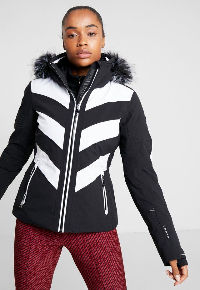 JALONOJA - Ski jas - black