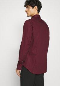 Seidensticker - Shirt - bordeaux - 2