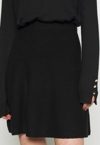 ONLY - ONLLYNSIE SKIRT  - A-line skirt - black - 4