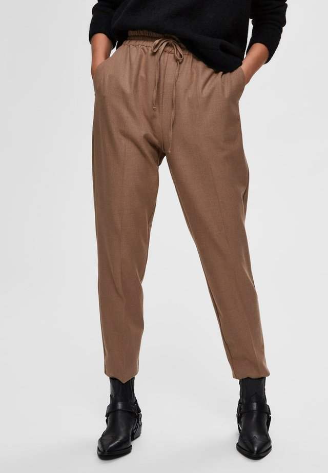 Pantalones - tigers eye