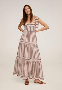 Mango - INDI - Maxi dress - cremeweiß - 0