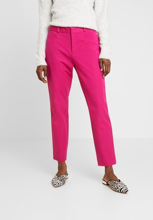 SLOAN SOLIDS - Chinos - fuschia