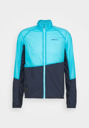OFFROAD WIND JACKET - Windbreaker - gem blaze