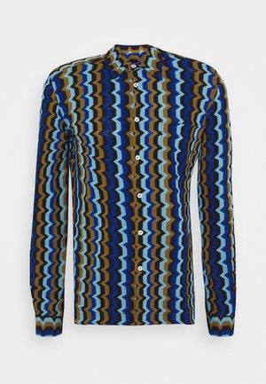 LONG SLEEVE - Koszula - blue