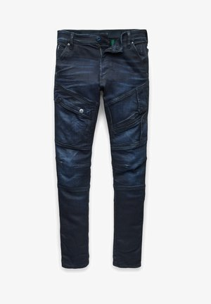AIRBLAZE 3D SKINNY - Jeans Skinny Fit - worn in nightfall