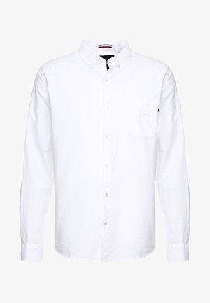 Shirt - white oxford