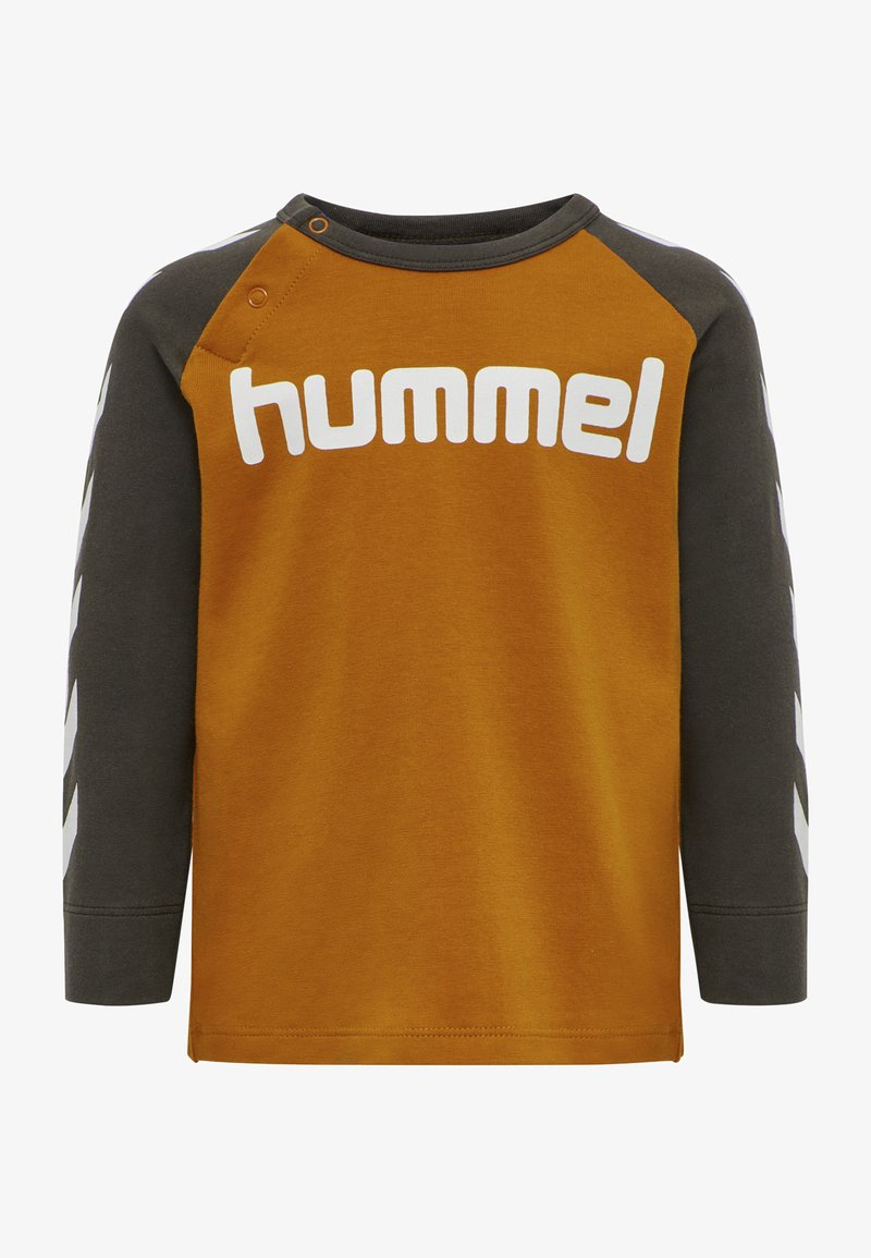 Hummel - Long sleeved top - deep lichen green