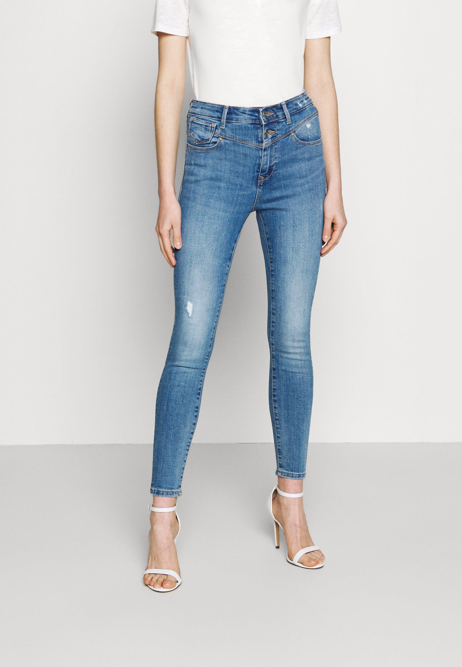 Women ONLCHRISSY LIFE - Jeans Skinny Fit
