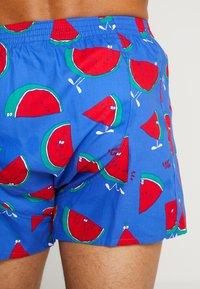 Lousy Livin Underwear - MELONS - Boxer shorts - royal - 2