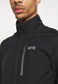 Gore Wear - PACLITE® JACKE - Hardshell jacket - black - 3