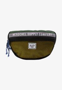 Herschel - NINETEEN - Heuptas - greener pastures/grey/cyber yellow - 1