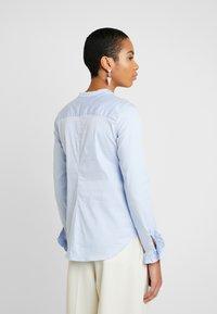 Mos Mosh - MATTIE  - Button-down blouse - light blue - 2