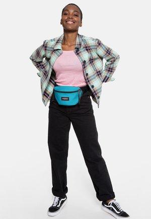 SPRINGER - Bum bag - pool blue