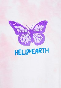 Obey Clothing - HELL ON EARTH - Print T-shirt - soft tone pink/tan - 5