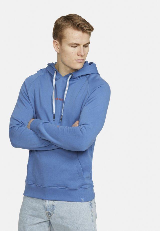 BAILEY - Hoodie - blau