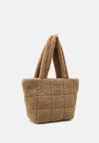 DKNY - POPPY TOTE - Handbag - natural - 1
