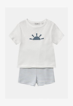 UNISEX - Pyjama set - faded blue