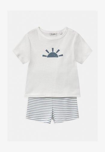 UNISEX - Pyjama set - faded blue