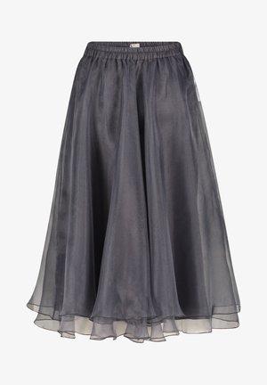 A-line skirt - dunkelgrau